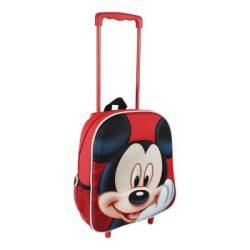 Minnie gurulós táska, fogantyúval