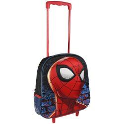 Pókember 3D gurulós táska