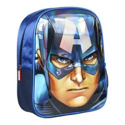 Amerika kapitány 3D hátizsák
