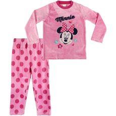 Minnie rózsaszín plüss pizsama - Mesefigurás Rajzfilmhős Webáruház 73383eee56