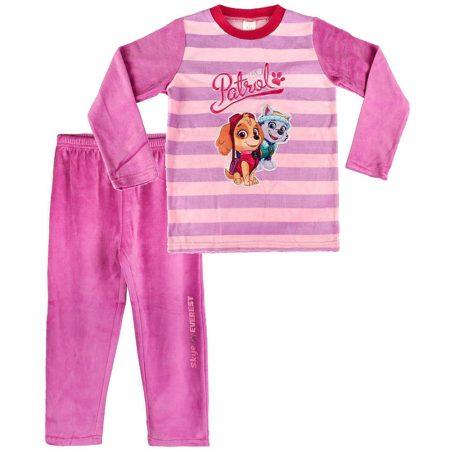 Mancs őrjárat lila plüss pizsama