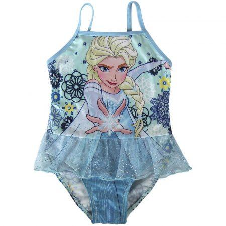 Elsa tüllfodros fürdőruha