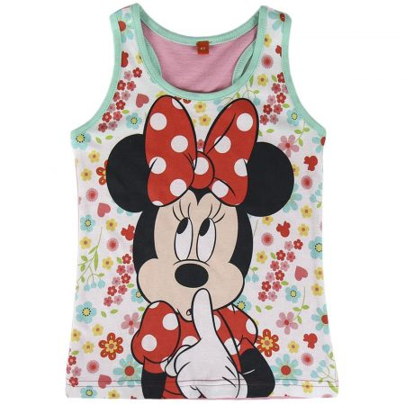 Virágos Minnie trikó