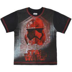 Star Wars fekete póló