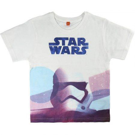 Star Wars fehér póló