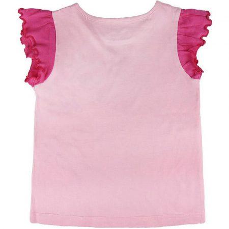 Shimmer és Shine rózsaszín felső