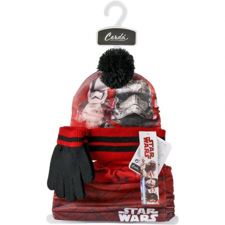 Star Wars sapka-sál-kesztyű szett