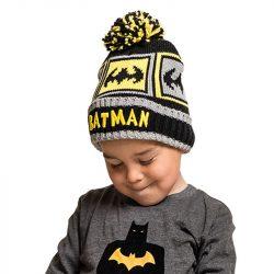 Batman pom-pomos sapka