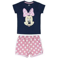 Minnie kék-pöttyös pizsama