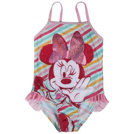 Minnie csíkos fürdőruha