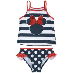 Minnie csíkos-pöttyös bikini