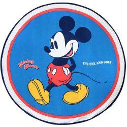 Mickey kerek törölköző