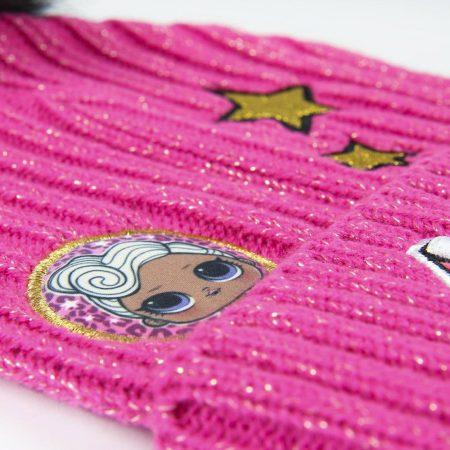L.O.L. Surprise pink sapka