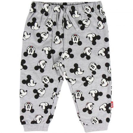 Mickey szürke szett