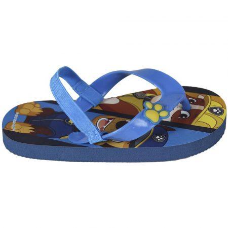 Mancs őrjárat kék flip-flop