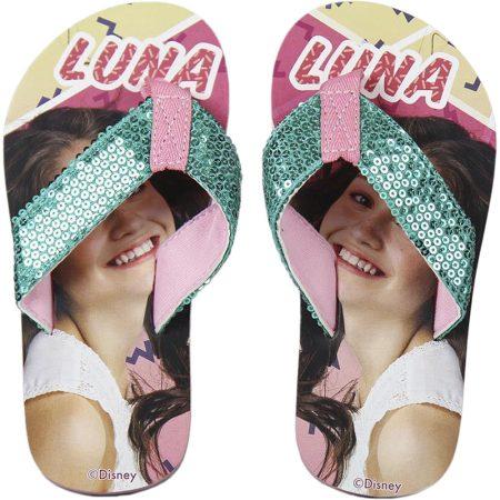 Soy Luna flitter-pántos flip-flop