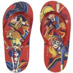 Superhero Girls flip-flop