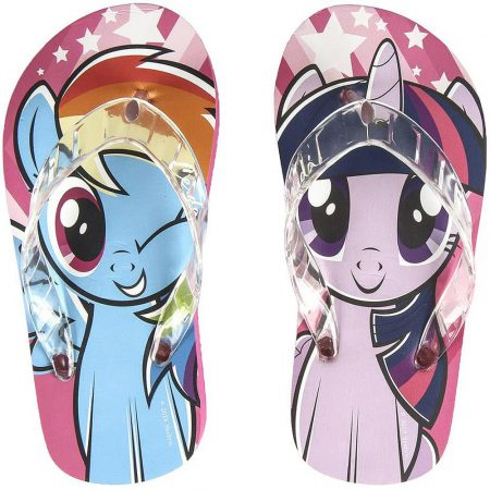 My little pony villogó flip-flop