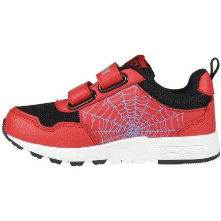 Pókember villogó sportcipő