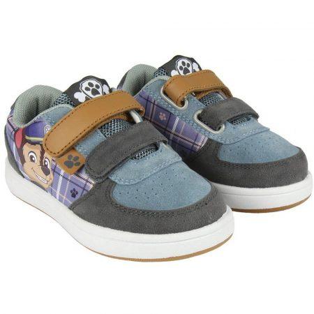 Chase drapp-szürke-kék sneaker