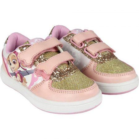 Skye arany-púder sneaker