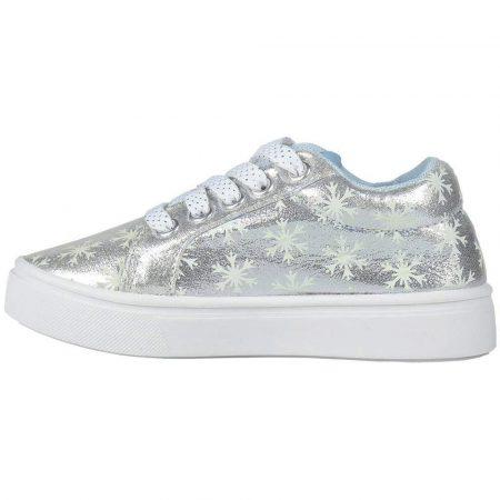 Jégvarázs ezüst cipő
