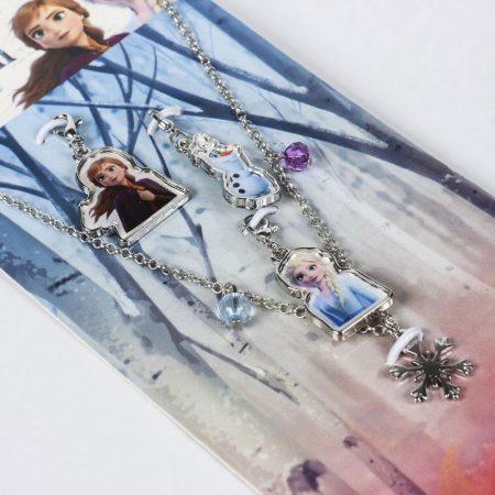 Jégvarázs-hópihe nyaklánc