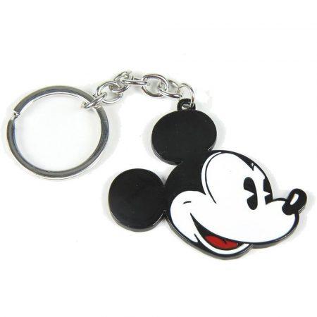 Mickey fém kulcstartó