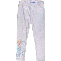 Elsa ezüst-színjátszós leggings