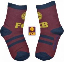 FC Barcelona bordó zokni