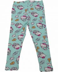 Hello Kitty menta leggings
