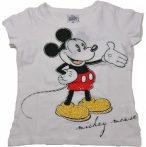 Mickey fehér felső