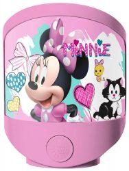 Disney Minnie Éjjeli lámpa, éjszakai fény