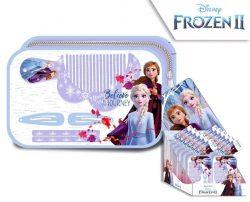 Disney Jégvarázs haj kiegészítő + neszeszer táska