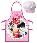 Disney Minnie gyerek kukta szett