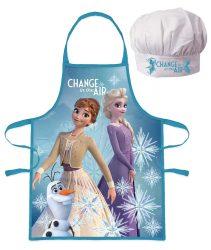 Disney Jégvarázs gyerek kukta szett