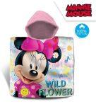 Disney Minnie törölköző fürdőponcsó