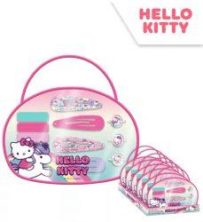 Hello Kitty haj kiegészítő + neszeszer táska