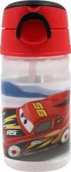 Disney Verdák műanyag kulacs akasztóval 350 ml
