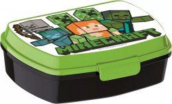 Minecraft uzsonnás doboz