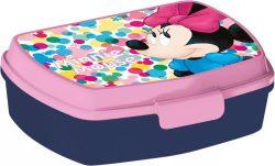 Disney Minnie  uzsonnás doboz