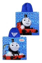 Thomas és barátai törölköző fürdőponcsó