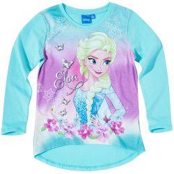 Elsa türkizkék felső