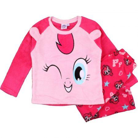My little pony rózsaszín polár pizsama
