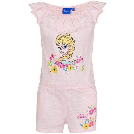 Elsa rózsaszín playsuit