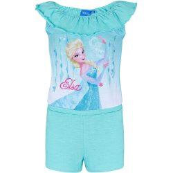 Elsa türkiz playsuit