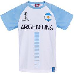 Argentina fehér mez