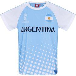 Argentina világoskék mez