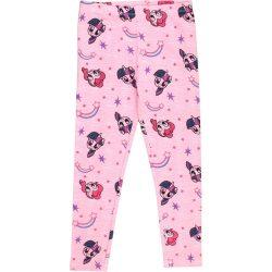 My little pony rózsaszín melírozott leggings