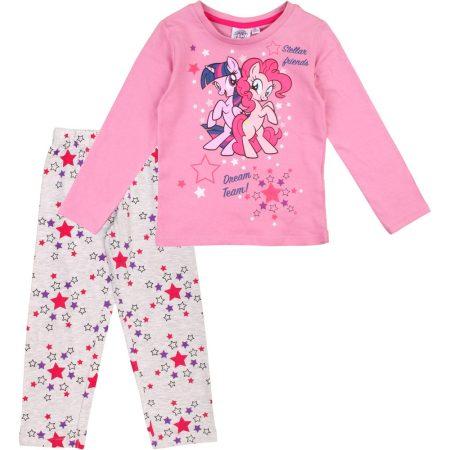 My little pony rózsaszín-csillagos pizsama